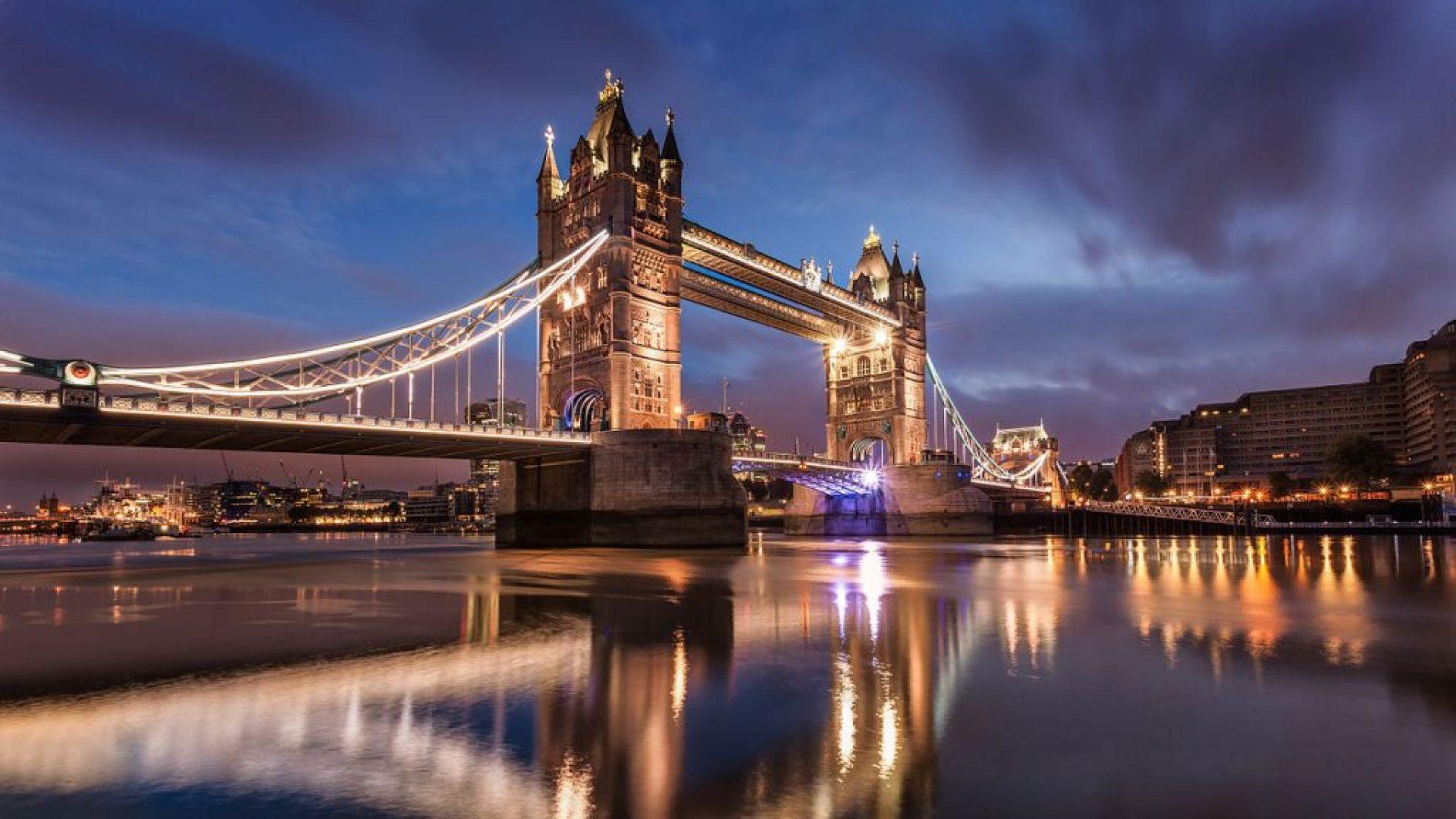 Ubytování v Londýně